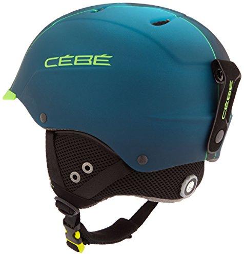 outlet new list save up to 80% Casco da Sci – Cébé Contest Visor Pro Casco da Sci – Blue Mountan – 53-57 cm